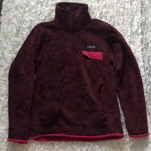 Fuzzy and soft Patagonia sweatshirt